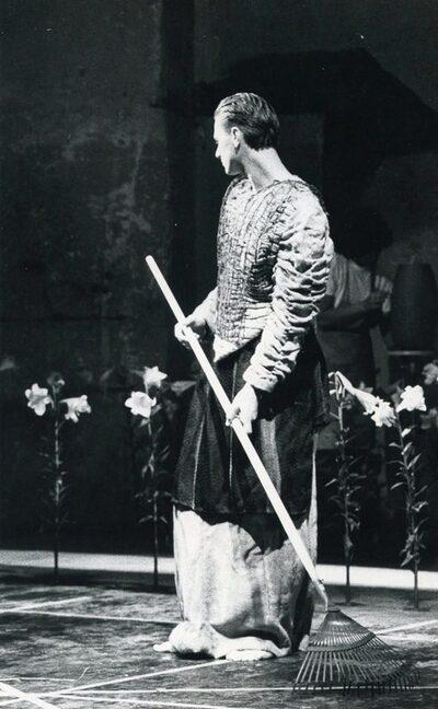 Pitti Trend 8, 1988 - La Buoncostume Firenze