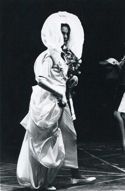 Pitti Trend 8, 1988 - Daniele Oliva