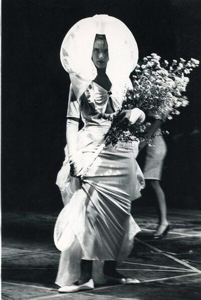 Pitti Trend 8, 1988 - Daniele Oliva Firenze