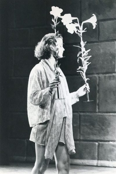 Pitti Trend 8, 1988 - Lorena Albisali Firenze