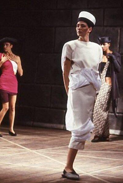 Pitti Trend 8, 1988 - Bamo's