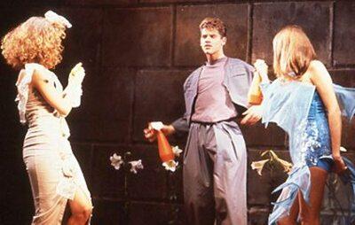 Pitti Trend 8, 1988 - Callegari