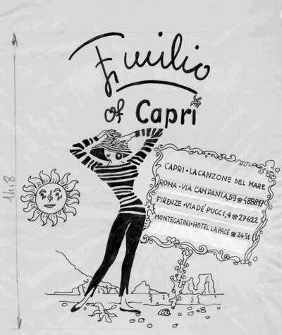 Logo Canzone del Mare.