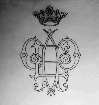 Monogramma Emilio Pucci.