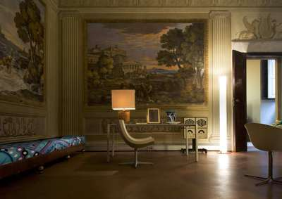Sala Odissea, Fondazione Emilio Pucci.