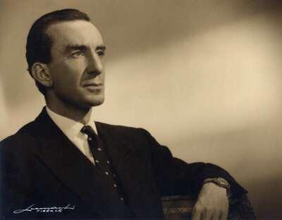Ritratto del Marchese Emilio Pucci.