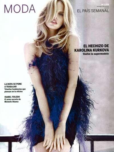 El Pais Semanal Fashion suppl. Spagna - Cover