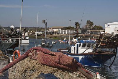 Puerto de Isla Cristina