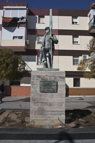 Monumento al Pescador de Isla Cristina