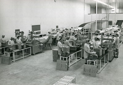 Mallow department at the Tallaght factory