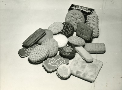 Assortment of Jacob's Biscuits