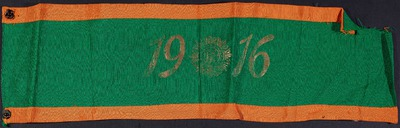 Commemorative arm band