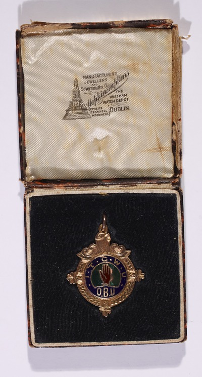 Irish Transport and General Workers' Union Medal