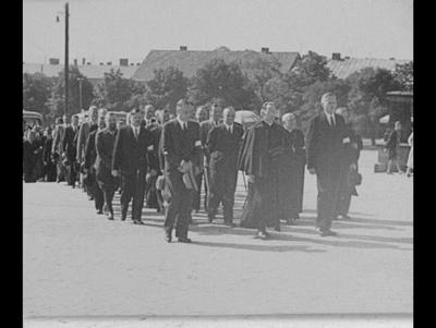Pielgrzymka posłów do Częstochowy