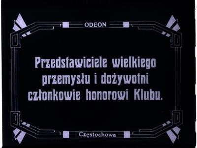Jubileusz 3-lecia klubu sportowego Victoria w Częstochowie