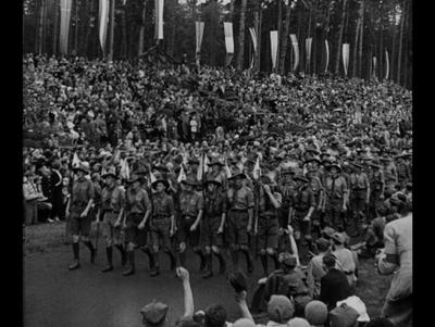 Jubileuszowy Zlot Harcerstwa Polskiego w Spale
