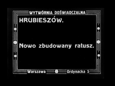 Ratusz w Hrubieszowie