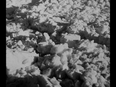 Zima na polskim morzu