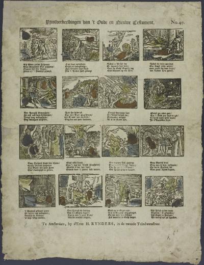 Printverbeeldingen van 't Oude en Nieuwe Testament