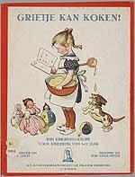 Omnia Grietje Kan Koken Een Kinderkookboek Voor