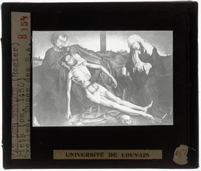 Rogier van der Weyden. Nood Gods
