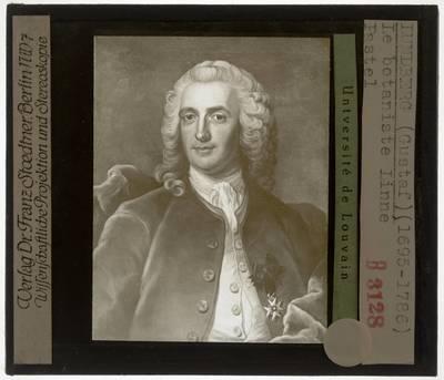 Gustaf Lundberg. Carl von Linné