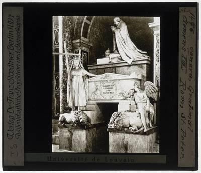Antonio Canova. Grafmonument van Clemens XIII