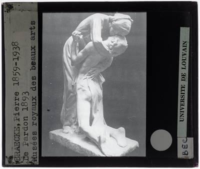 Pieter-Jan Braecke. De Vergiffenis