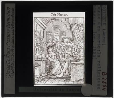 Hans Holbein II. Dodendans :De Non