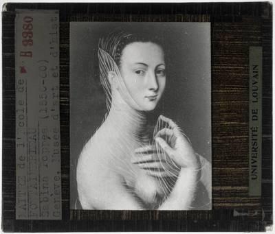 Anoniem. Portret van Sabina Poppea