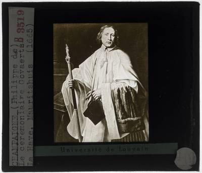 Philippe de Champaigne. Portret van Jacobus Govaerts