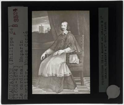 Philippe de Champaigne. Portret van kardinaal Jules Mazarin