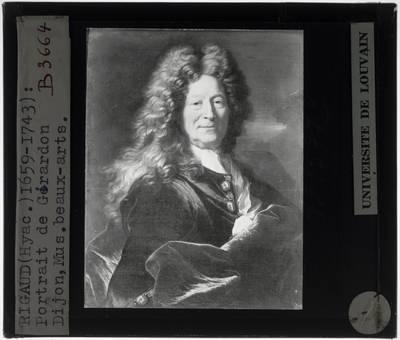 Hyacinthe Rigaud. Portret van François Girardon