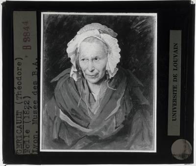 Théodore Géricault. De waanzinnige