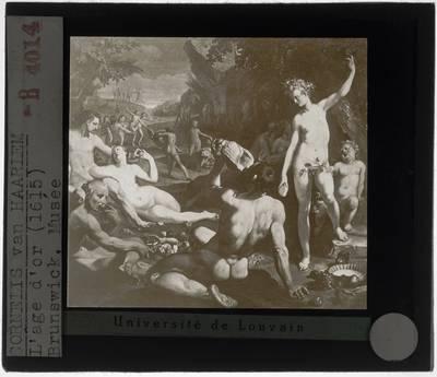 Abraham van der Hoef. Het gouden tijdperk