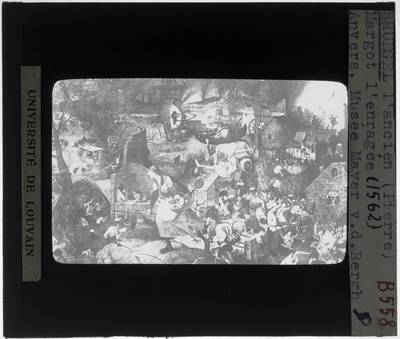 Pieter Brueghel de Oude. Dulle Griet
