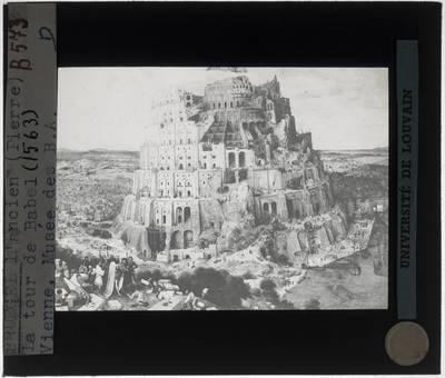Pieter Brueghel de Oude. De Toren van Babel