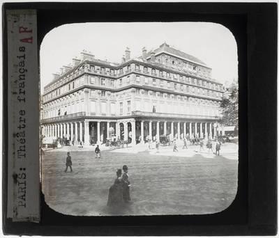 Paris. Théâtre-Français