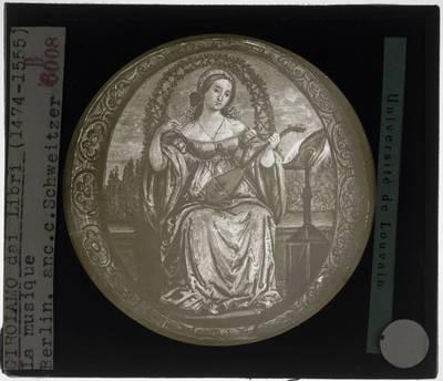 Girolamo dai Libri. De muziek