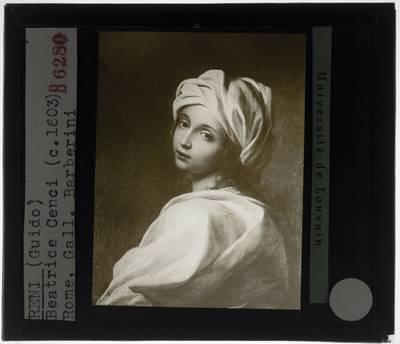Guido Reni. Portret van Beatrice Cenci