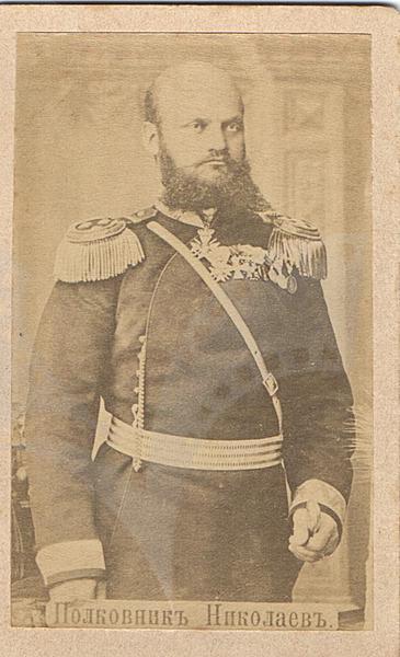 General Danail Nikolaev - Defence Minister