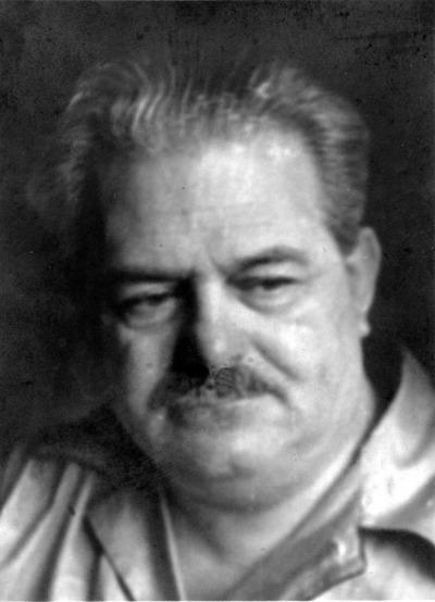 Reinitz Béla idős korában