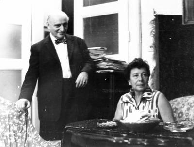 Vas István és Szántó Piroska