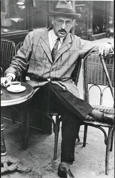 Károlyi Mihály Párizsban
