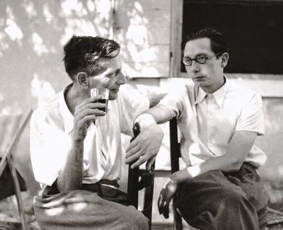 Németh Andor és Gara László