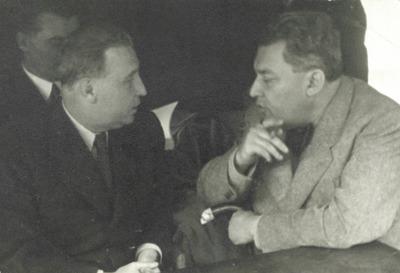 Somogyvári Gyula és Szántó György könyvnapon
