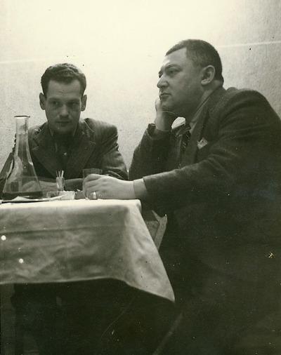 Szántó György és Erdős György