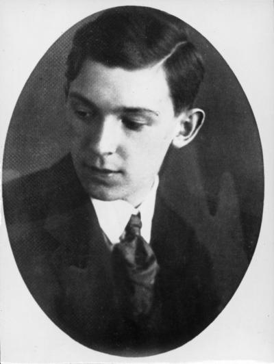 Rónay György érettségi képe