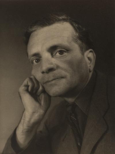 Németh Andor portré