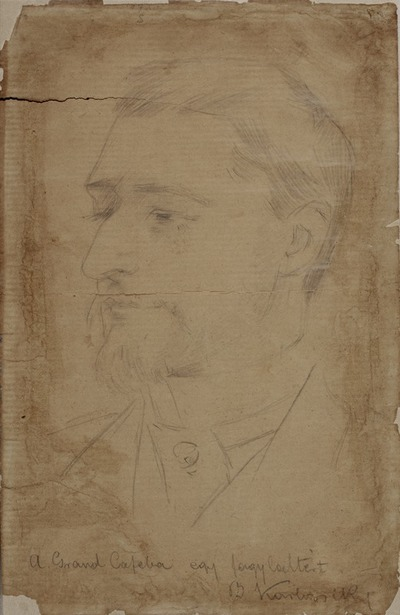 Ambrus Zoltán arcképe